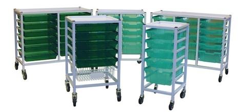 Storage Trolleys
